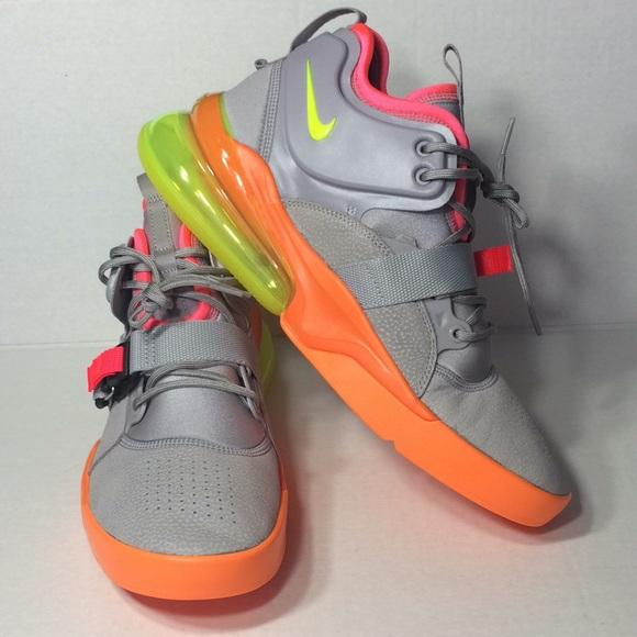 """pretty nice 05109 f6f69 NEW Nike Air Force 270 """"Sherbet"""" NWT"""
